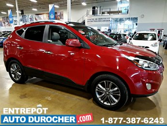 2014 Hyundai Tucson GLS 4X4 - TOIT OUVRANT - CAMÉRA DE RECUL - CUIR