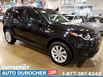 2016 Land Rover DISCOVERY SPORT SE 4X4 Automatique - TOIT PANORAMIQUE - A/C - CUIR