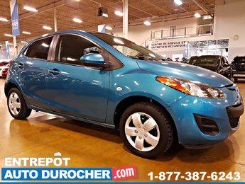 Mazda Mazda2 AUTOMATIQUE - GROUPE ÉLECTRIQUE 2011