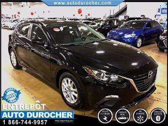 Mazda Mazda3 GS AUTOMATIQUE TOUT ÉQUIPÉ CAMÉRA DE RECUL 2014