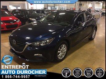 Mazda Mazda3 GS-SKY - AUTO - TOUT ÉQUIPÉ - CAMÉRA DE RECUL 2014