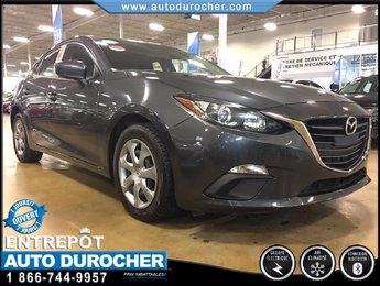 Mazda Mazda3 GX-SKY - AIR CLIMATISÉ - GROUPE ÉLECTRIQUE 2014
