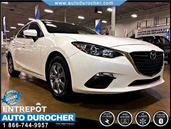 Mazda Mazda3 GX-SKY AUTOMATIQUE GROUPE ÉLECTRIQUE AIR CLIMATISÉ 2014