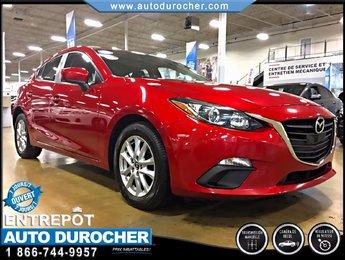Mazda Mazda3 GS-SKY - CAMERA DE RECUL - AIR CLIMATISÉ 2014