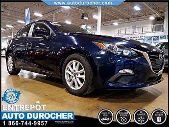 2014 Mazda Mazda3 GS-SKY - AUTOMATIQUE - CAMERA DE RECUL