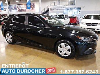 2014 Mazda Mazda3 GS-SKY AUTOMATIQUE, AIR CLIMATISÉ, CAMÉRA DE RECUL