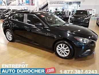 2014 Mazda Mazda3 GS-SKY - AIR CLIMATISÉ - Caméra de Recul