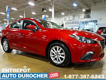 Mazda Mazda3 GS AUTOMATIQUE - AIR CLIMATISÉ - SIÈGES CHAUFFANTS 2015