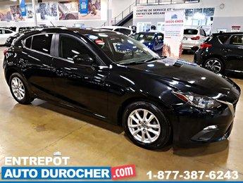 2015 Mazda GS AUTOMATIQUE - AIR CLIMATISÉ - CAMÉRA DE RECUL Mazda3