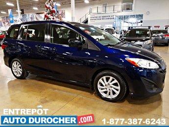 Mazda Mazda5 GS AUTOMATIQUE, AIR CLIMATISÉ, GROUPE ÉLECTRIQUE 2012