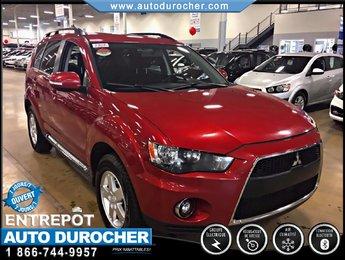 2010 Mitsubishi Outlander L AUTOMATIQUE AWD TOUT ÉQUIPÉ
