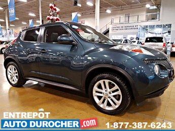 2013 Nissan Juke AWD AUTOMATIQUE - NAVIGATION - CUIR - TOIT OUVRANT