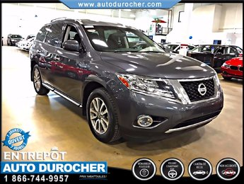 Nissan Pathfinder AUTOMATIQUE TOUT ÉQUIPÉ CAMERA DE RECUL 2014