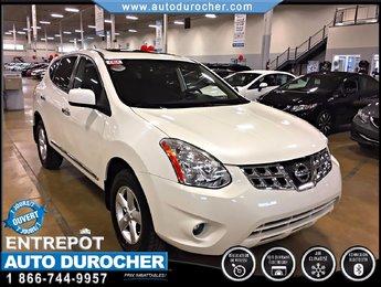 Nissan Rogue S AUTOMATIQUE TOUT ÉQUIPÉ JANTES TOIT OUVRANT 2013
