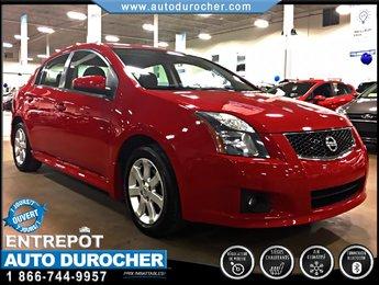 Nissan Sentra AUTOMATIQUE TOUT ÉQUIPÉ JANTES 2012