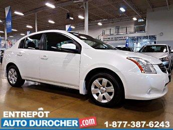 Nissan Sentra AUTOMATIQUE - GROUPE ÉLECTRIQUE 2012