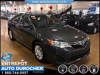 2012 Toyota Camry LE AUTOMATIQUE TOUT ÉQUIPÉ BLUETOOTH