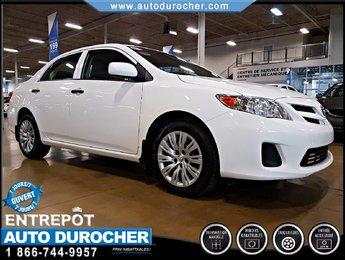 2012 Toyota Corolla CE - ECONOMIQUE