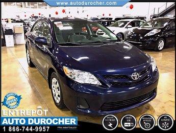 2013 Toyota Corolla CE AUTOMATIQUE TOUT ÉQUIPÉ BANCS CHAUFFANTS
