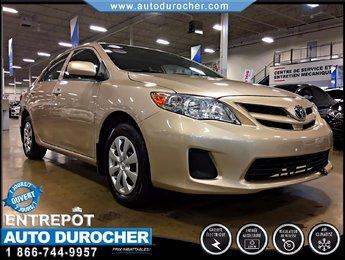 2013 Toyota Corolla AUTOMATIQUE - AIR CLIMATISÉ