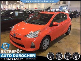 Toyota Prius C C TOUT ÉQUIPÉ AIR CLIMATISÉ BLUETOOTH 2013