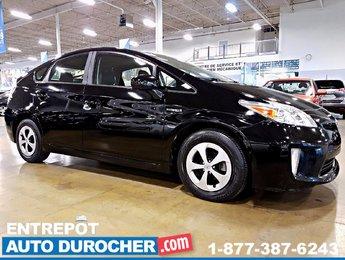 2012 Toyota Prius HYBRIDE - AIR CLIMATISÉ - AUTOMATIQUE -