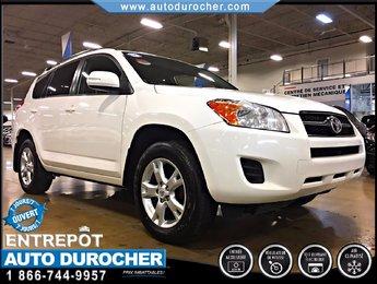 2012 Toyota RAV4 4X4 - TOIT OUVRANT - AIR CLIMATISÉ - AUTOMATIQUE
