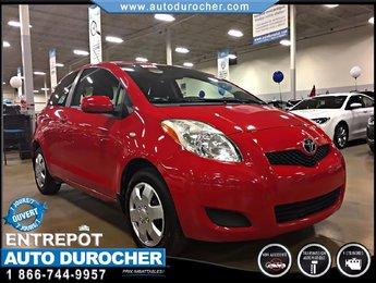 2011 Toyota Yaris CE AUTOMATIQUE ÉCONOMIQUE BAS KILOMÉTRAGE