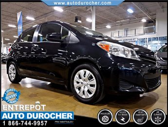 2013 Toyota Yaris LE - AUTOMATIQUE - AIR CLIMATISÉ
