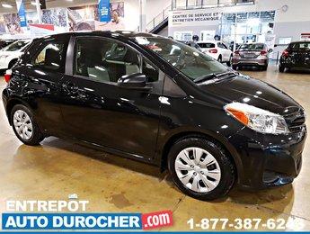 2013 Toyota Yaris CE AUTOMATIQUE, PORTES ÉLECTRIQUES, ÉCONOMIQUE