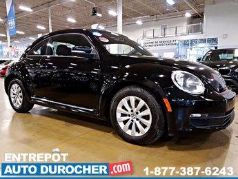 2012 Volkswagen Beetle AUTOMATIQUE - AIR CLIMATISÉ- SIEGES CHAUFFANT