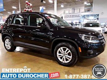 2013 Volkswagen Tiguan AWD AUTOMATIQUE, AIR CLIMATISÉ, SIÈGES CHAUFFANT