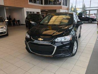 Chevrolet Sonic 2017 LT CAMÉRA DE RECUL ÉCRAN TACTILE BLUETOOTH MAGS