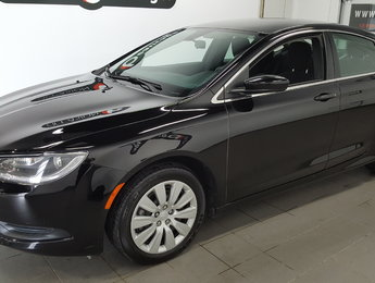 Chrysler 200 2016 LX, régulateur, A/C