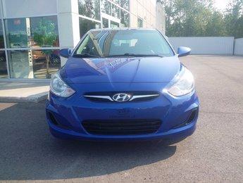 Hyundai Accent 2012 TRÈS PROPRE BAS MILAGE !!!!