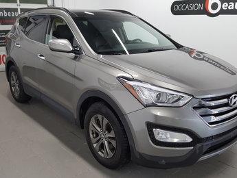 Hyundai Santa Fe Sport 2014 Luxury, AWD, cuir, toit ouvrant, volant chauffant