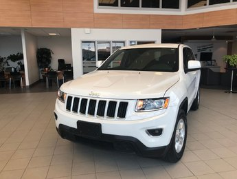 Jeep Grand Cherokee 2016 LAREDO 4X4 BLUETOOTH MAGS 17 POUCES