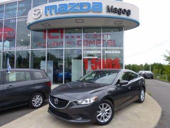 Mazda 6 2014 GX, AUTOMATIQUE, BLUETOOTH, SIÈGES CHAUFFANTS