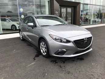 Mazda Mazda3 2016 GX
