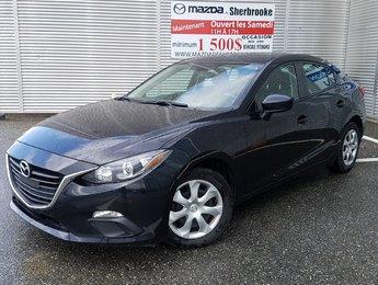 Mazda Mazda3 2016 51200KM CLIMATISEUR CAMERA DE RECUL