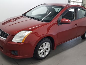 Nissan Sentra 2011 S, air conditionné, vitres électriques
