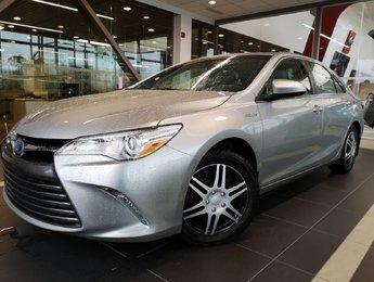 Toyota Camry Hybrid 2016 XLE CUIR TOIT GPS CAMÉRA DE RECUL MAGS