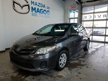 Toyota Corolla 2012 AUTOMATIQUE **BAS KILOMETRAGE**