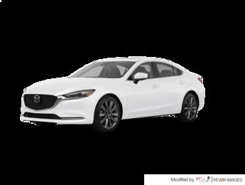 Mazda Mazda6 2018 Signature
