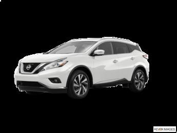Nissan Murano AWD 2018 PLATINUM