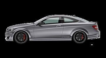 Mercedes-Benz C-Class Coupe 2014