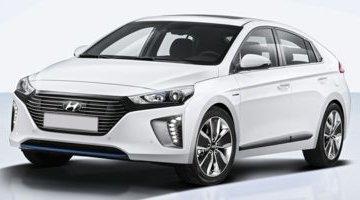 2017 Hyundai IONIQ HYBRID Limited - HYBRID