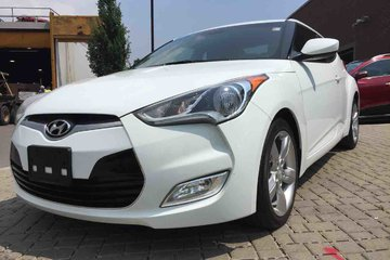 2013 Hyundai Veloster CARPROOF VERIFIED