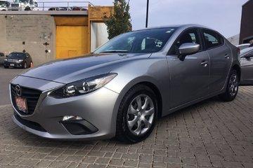 2014 Mazda Mazda3 MANUAL!!! GX-SKY, ONE OWNER, ACCIDENT FREE!!!