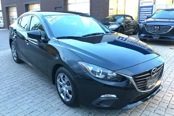 2014 Mazda Mazda3 GX-SKY! **Bi-Weekly Payment $135.29**